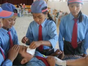 Dentistry in Ladakh