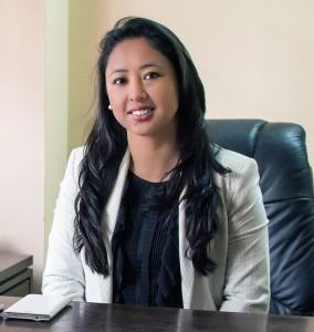 "Dr Tsering Gurung and ""Happy Teeth"" Dental Clinic in Nepal"