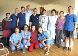 Dr Trevor Barnes returns to Ladakh with another major humanitarian dental team from New Zealand