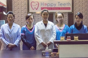 Dr Tsering Gurung conducts numerous dental camps in Nepal in junction with international schools and The Manang Women's Empowerment Group