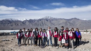 2015 Himalayan Women's Health Project Cervical Cancer Screening & Treatment expedition to Ladakh is an enormous success